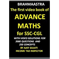 Brahmaastra - Advanced Maths video Book