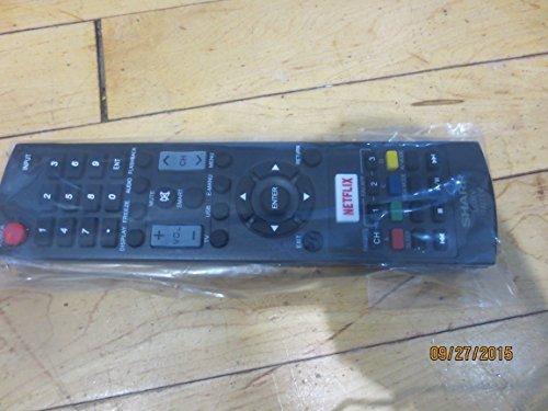 Sharp GJ221-C LED TV Remote for Lc-65le654u Lc-55le653u Lc-4