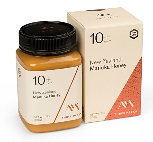 Certified Organic Manuka Honey - 8