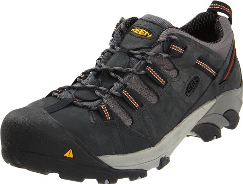 KEEN Utility Men's Detroit Low Steel Toe Shoe,Peacoat,10.5 D  US