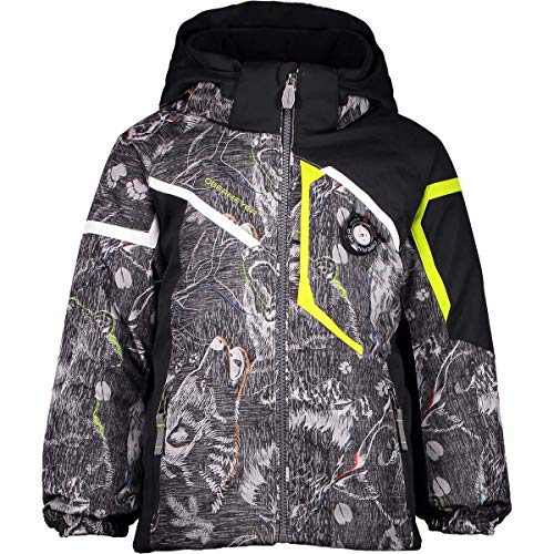 obermeyer insulated ski jacket - 4