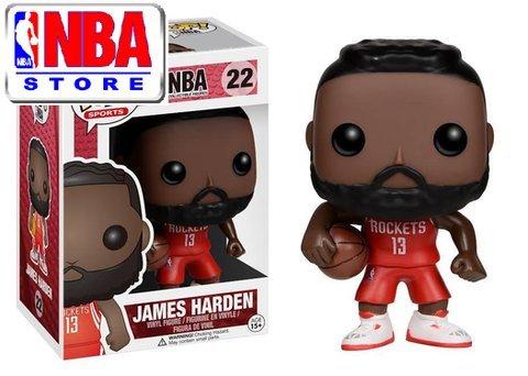 Funko Pop Sports NBA Series 3 James Harden Rockets Vinyl Figure ()