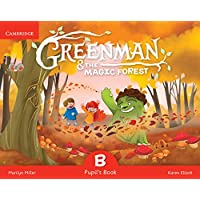 Greenman and the Magic Forest B Pupil's Book with Stickers and Pop-outs - 9788490368343
