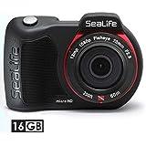 SeaLife Micro HD 16GB Underwater Digital Camera Waterproof up to 200 ft. (60m)