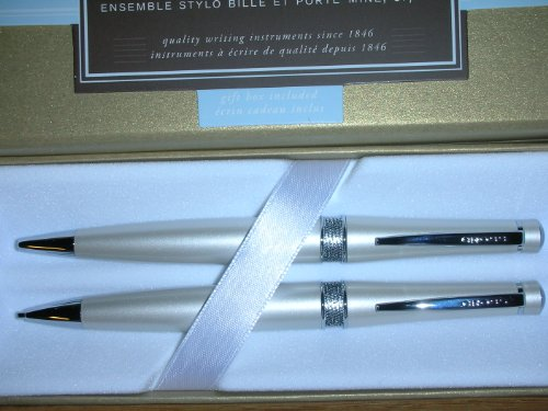 UPC 073228099613, Cross Vienna Limited Edition Pearlescent Wedding Set White Pen and Pencil Set