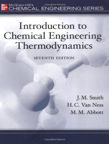 Intro.To Chem.Engr.Thermodyn.