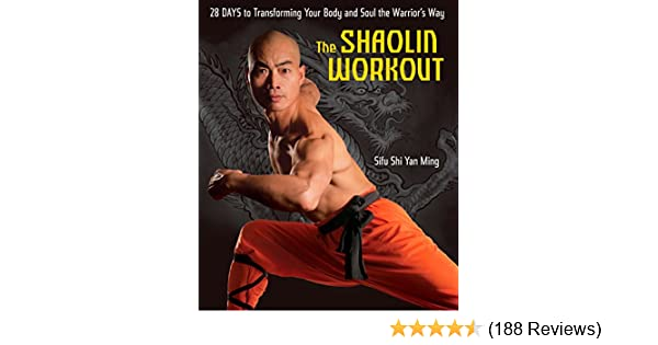 Pdf 28 days shaolin workout