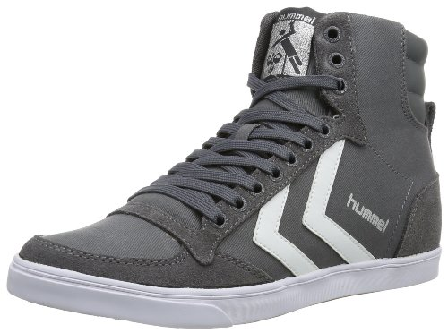 Unisex Fashion Gray Sneakers Hummel Hummel fRq5AwA
