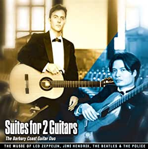 Suites for 2 Guitars