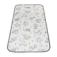 Summer Baby Waterproof Changing Diaper Pad Sleeping Mat, 120x60cm