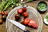 DALSTRONG Chef's Knife - Shogun Series - Damascus - Japanese AUS-10V Super Steel - Vacuum Treated