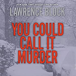 You Could Call It Murder Audiobook