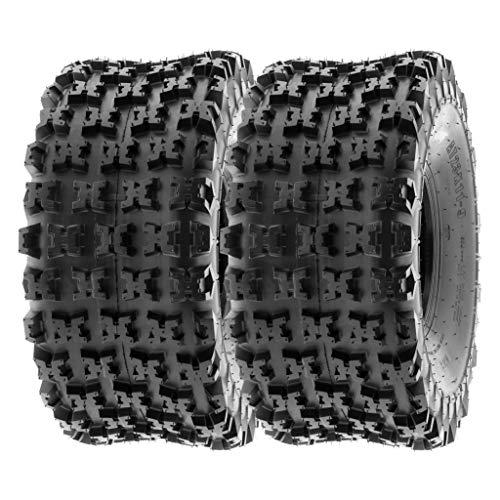 SunF 20x11-9 20x11x9 ATV UTV Tires 6 PR Tubeless