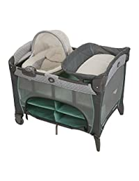 Graco Pack 'N Play Playard with Newborn Napperstation DLX, Manor BOBEBE Online Baby Store From New York to Miami and Los Angeles