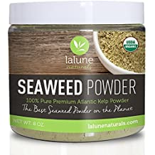 Seaweed Powder for Cellulite, Facials, Body Wraps