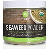 Body Wrap Clay Seaweed Powder for Cellulite, Facials, Body Wraps