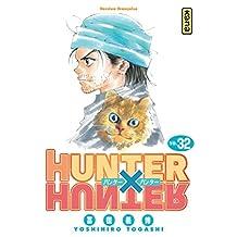 Hunter x Hunter 32