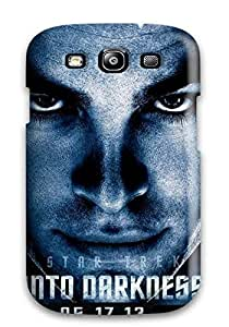 For Galaxy S3 Protector Case Star Trek Into Darkness Art Phone Cover