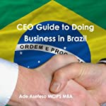 CEO Guide to Doing Business in Brazil   Ade Asefeso MCIPS MBA