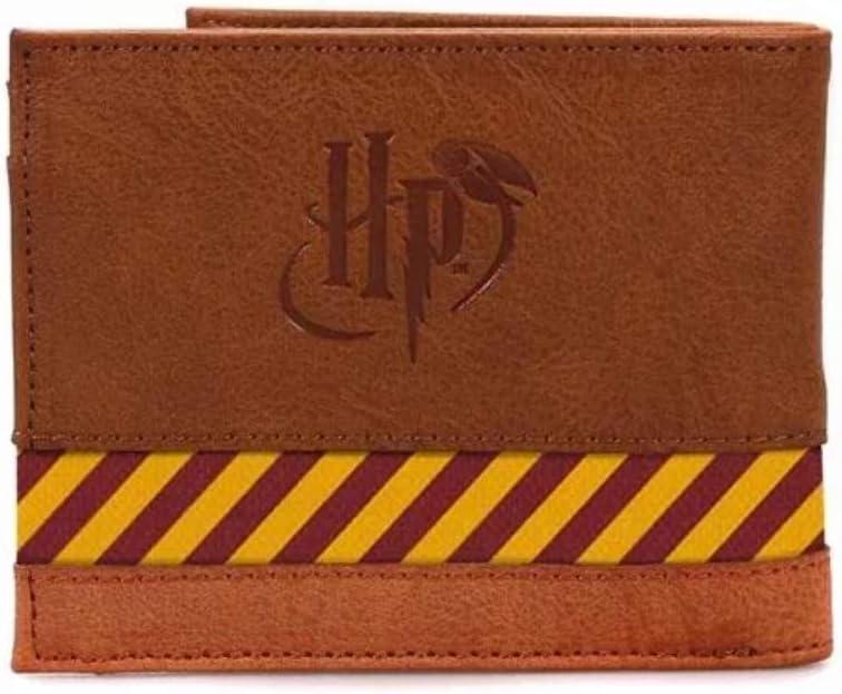 Unique Multicolore Harry Potter Portefeuille en Cuir synth/étique