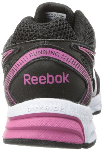 Løp Reebok 5 Svart Hvit Kvinners L D Sølv Løpesko Southrange Oss Rosa r7wrE6q
