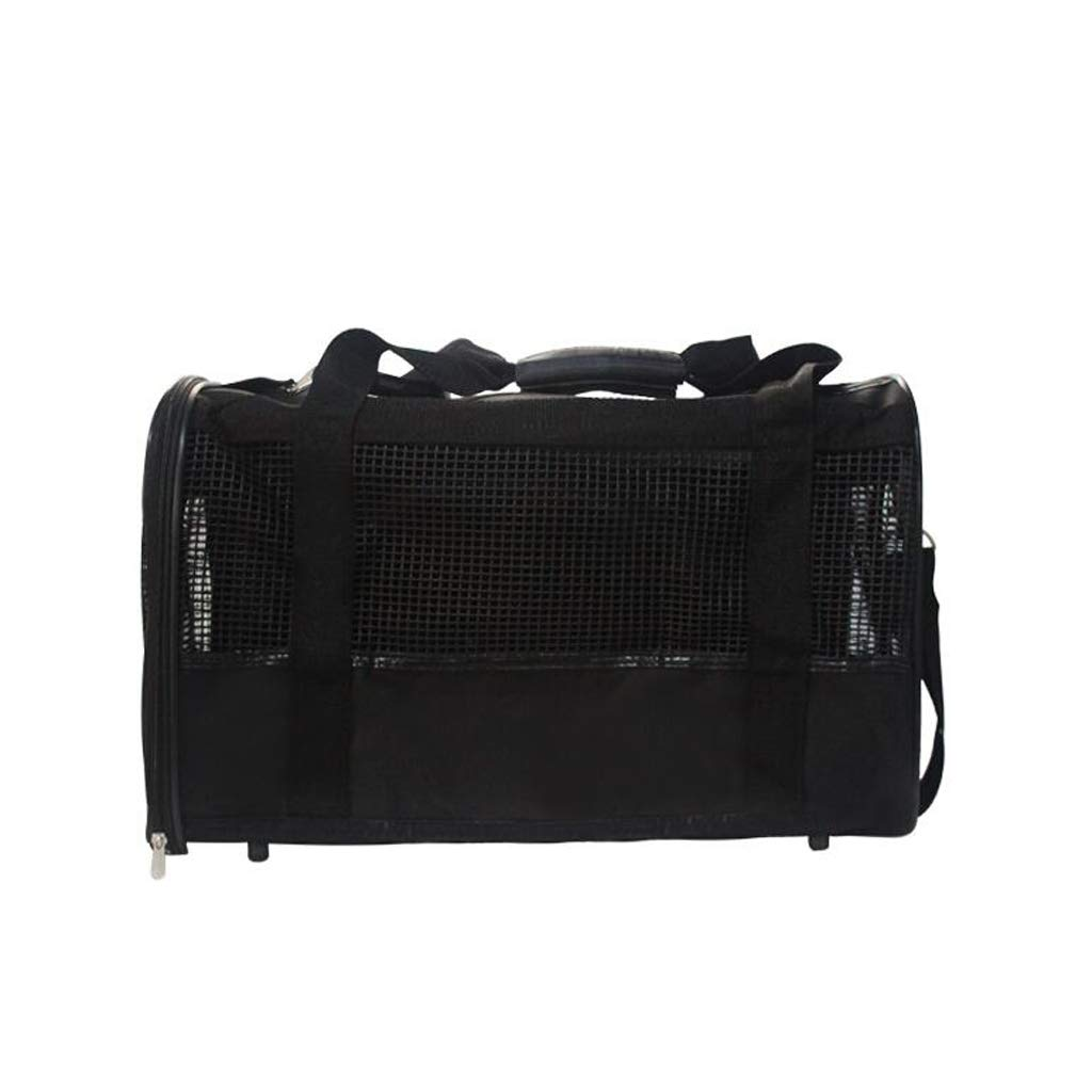 FJH Cat Portable Cage Pet Bag Teddy Dog Cage Out Dog Bag Breathable Shoulder Bag With Travel Bag Cat Box
