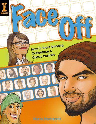Face Off: How to Draw Amazing Caricatures &