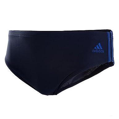 Adidas - Boxer de natación para hombre, tamaño 4 UK, color negro