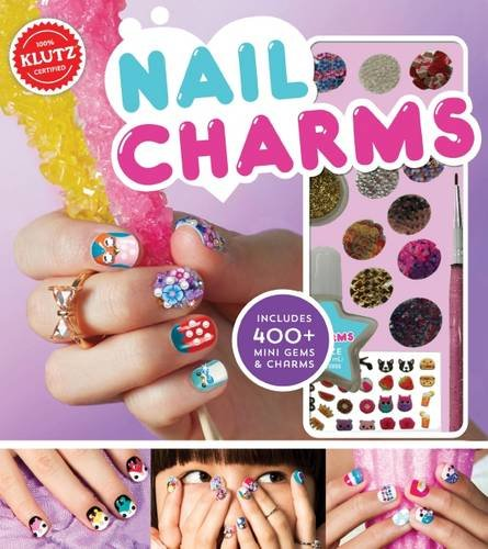 KLUTZ Nail Charms Toy, used for sale  Delivered anywhere in USA