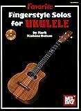 Favorite Fingerstyle Solos for Ukulele, Mark Kailana Nelson, 0786684569