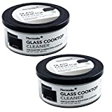 Thermador 12010031 Glass Cooktop Cleaner For electric & induction cooktops Set of Two 12-ounce tubs