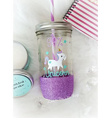 Amazon Com Unicorn Tumbler Unicorn Gift Unicorn Love