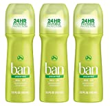 Ban Roll-On Antiperspirant
