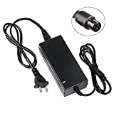 hothuimin 42V 2A Power Adapter Power Fast 3-Prong Inline Connector For Pocket Mod, Sports Mod, and Dirt Quad Lithium Battery Charger#24-SPQ