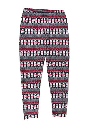 Price comparison product image Pink Republic Bear Print Hacci Leggings, Girls (7-16) (10/12)