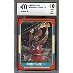 95561dc2edc Charles Barkley Vintage Houston Rockets Starter Jersey Size 52 In ...