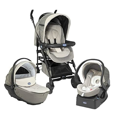 Chicco - Pack silla de paseo trio living smart chick to ...