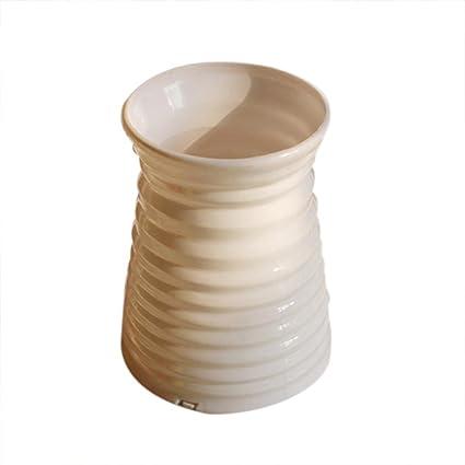 Amazon Sunward Fashion Small Plastic Flower Vase Decorative