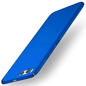 Apanphy Xiaomi Mi6 Carcasa,Xiaomi 6 Carcasa, Alta calidad Ultra Slim Hard sedoso Scrub Shell plena protección trasera piel siento cover para Xiaomi ...