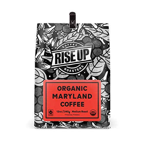 Price comparison product image Organic Maryland Blend,  Certified Fair Trade Organic Coffee,  12 oz,  Whole Bean (Organic Maryland)