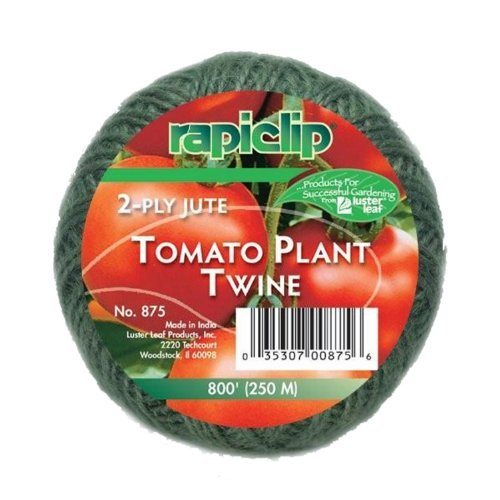 Luster Leaf Rapiclip Garden Tomato Twine - 800 Foot Roll 875 PackageQuantity: 1, Model: 875, Home & Garden Store