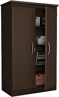 Amazon.com: South Shore Morgan Collection Storage Cabinet ...