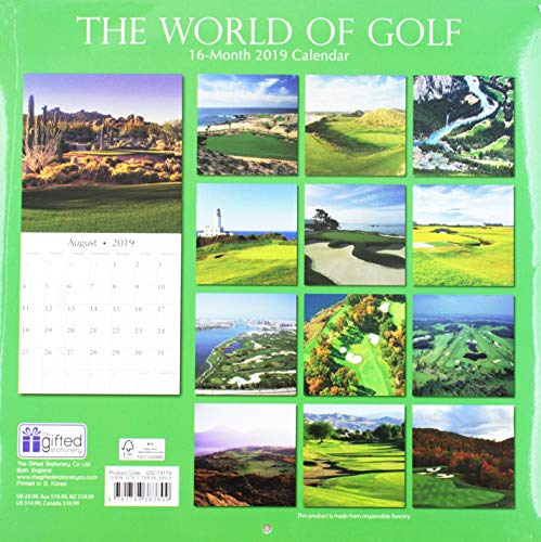 Buy monthly golf box