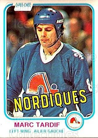 Amazon.com  (CI) Marc Tardif Hockey Card 1981-82 O-Pee-Chee (base ... 57bcd7cbb
