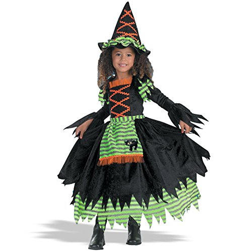 Story Book Witch Costume - Medium (3T-4T)