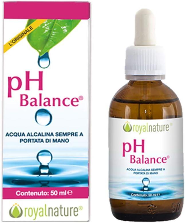PH BALANCE - Suplemento alcalinizante y purificador que consiste ...