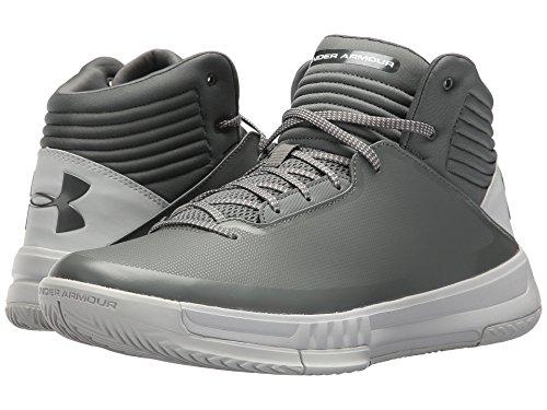 パーティション感情官僚(アンダーアーマー) UNDER ARMOUR メンズバスケットボールシューズ?靴 UA Lockdown 2 Clay Green/Elemental/Clay Green 8.5 (26.5cm) D - Medium