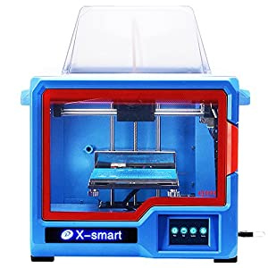 QIDI TECHNOLOGY 3D Printer, New Model: X-smart, Fully Metal Structure, 3.5 Inch Touchscreen by RUIAN QIDI TECHNOLOGY CO.,LTD