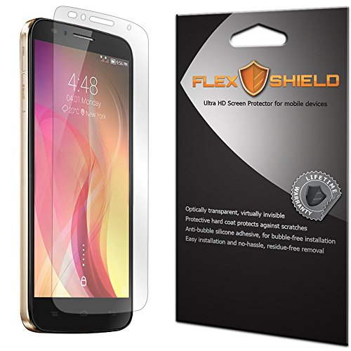 Tempered Glass Screen Protector for Alcatel One Touch Flash Plus - 6