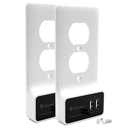 Usb Outlet Wall Plate Diy Outlets Cover Replacement With. Usb Outlet Wall Plate Diy Outlets Cover Replacement With Dual Charging Ports. Wiring. Dual Outlet Wiring At Scoala.co